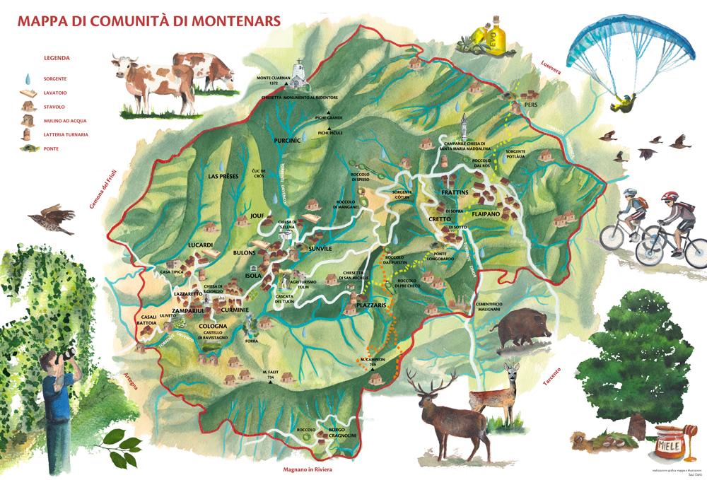 MAPPA DI COMUNITÀ DI MONTENARS 00
