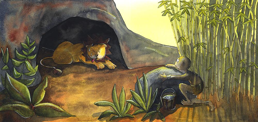 01_72_The_Lion_Slave_Darù