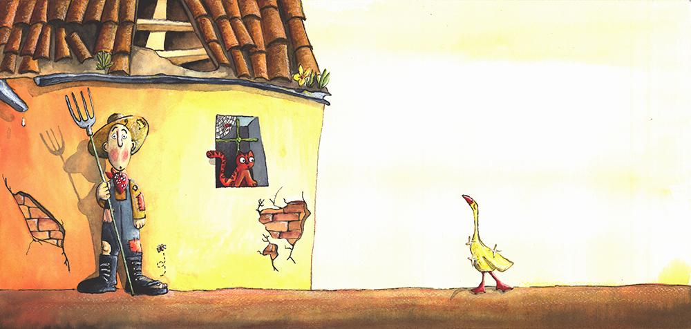 © Saul Darù illustration