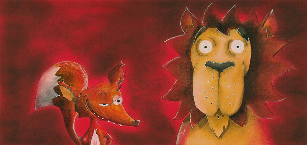 02_The_Fox_Lion_Darù
