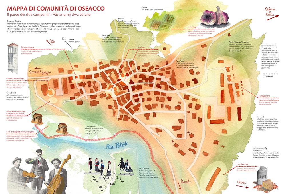 MAPPA DI COMUNITÀ OSEACCO 00