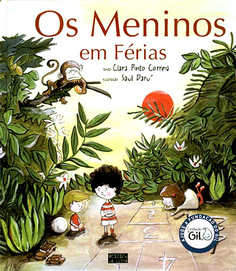 ©-®Saul Darù illustration_COVER OS MENINOS